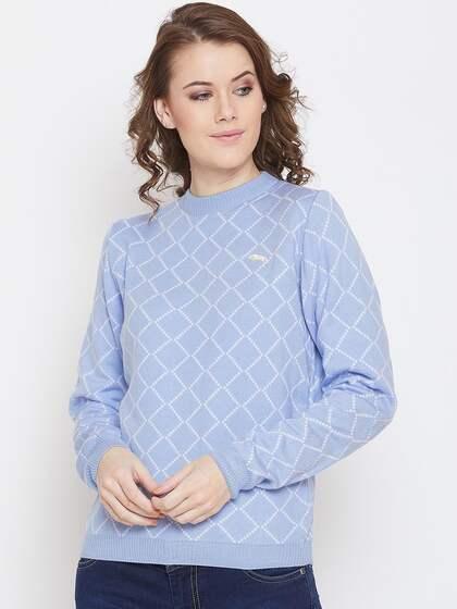 a8e184b3b878 Sweaters for Women - Buy Womens Sweaters Online - Myntra