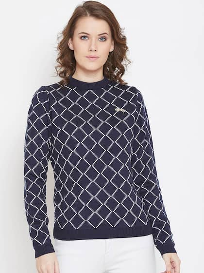 70b414d7dc3c Sweaters for Women - Buy Womens Sweaters Online - Myntra
