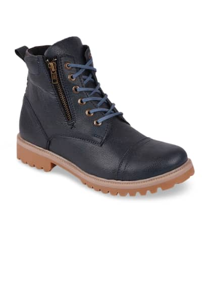 61fc985e6cb Boots - Buy Boots for Women, Men & Kids Online in India | Myntra