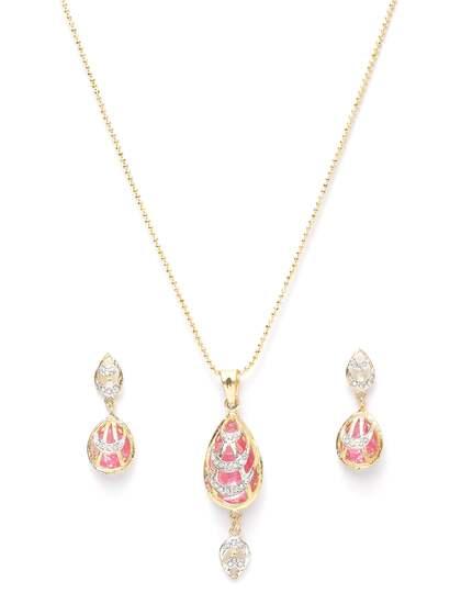 bc4178ba49f Artificial Jewellery Set - Buy Artificial Jewellery Set online in India