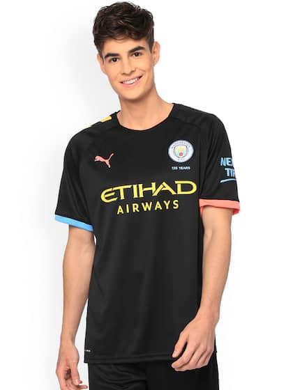 2f54884b6233 Football Jerseys - Buy Football Jersey Online in India | Myntra