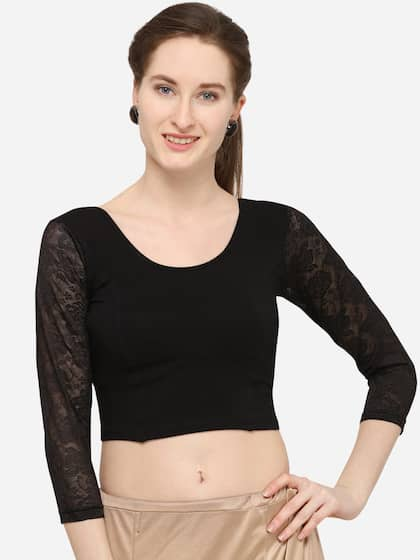8c9feb5bbb Blouses - Shop for Designer Blouse Online in India | Myntra