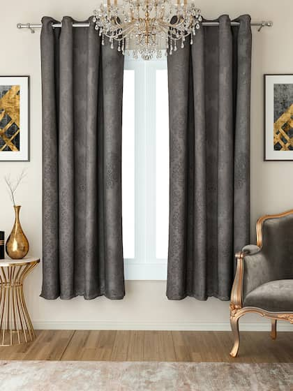 Fantastic Curtains Sheers Buy Curtain Sheer Online In India Myntra Interior Design Ideas Inamawefileorg