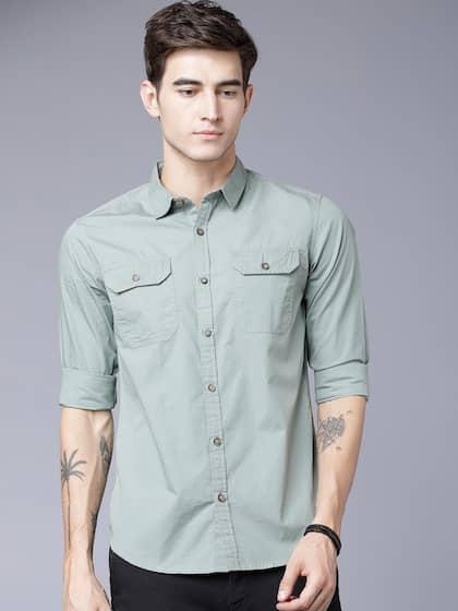 a4fc7a715158 Highlander Shirts - Buy Highlander Shirts Online in India