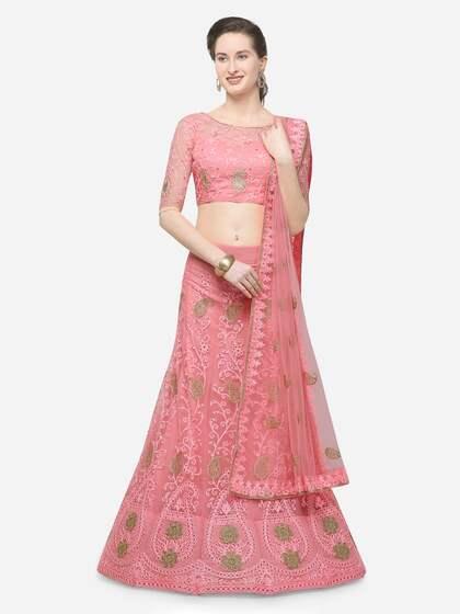 fc4fb52d5ff Lehenga - Buy Designer Lehengas Online in India | Myntra