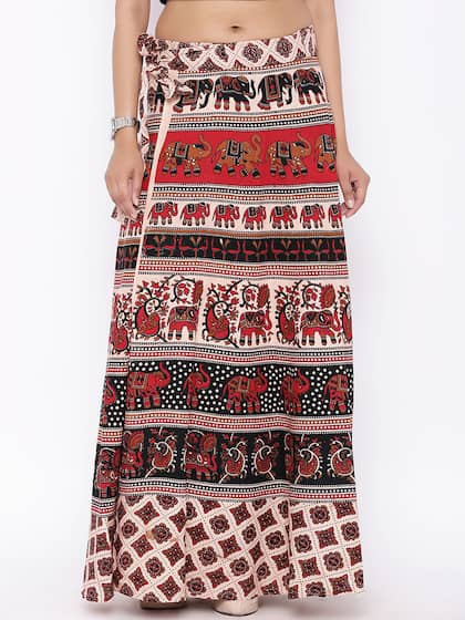 f6a037df4c Maxi Skirts | Buy Maxi Skirts Online in India at Best Price