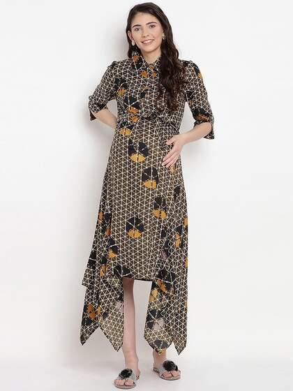 17d752ca35025 Maternity Dresses - Buy Pregnancy Dress Online in India | Myntra