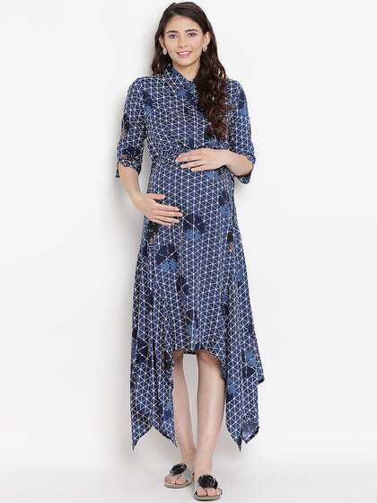 ded78c23a7 Maternity Dresses - Buy Pregnancy Dress Online in India | Myntra