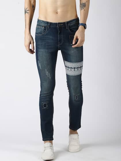 d56d8dda58a Ripped Jeans - Shop for Ripped Jeans Online in India | Myntra