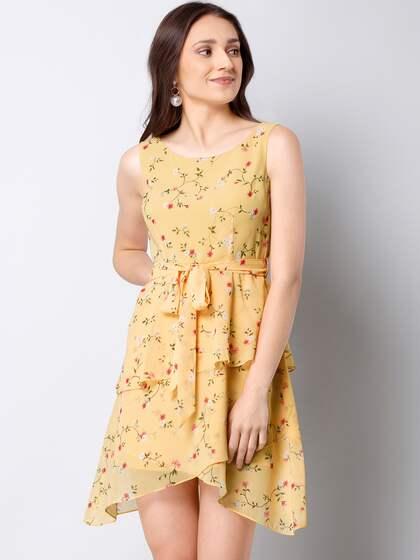 6296fd460dedea FabAlley Dresses - Buy FabAlley Dress Online at Best Price | Myntra