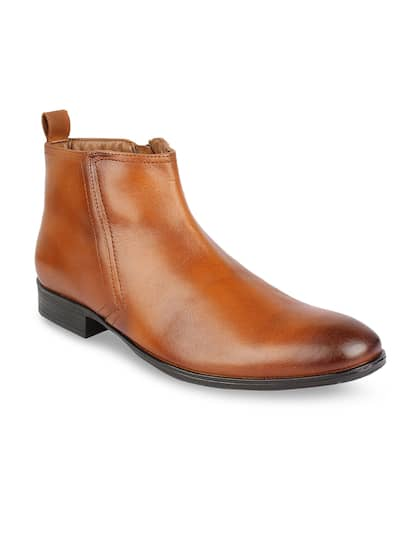 351fe28bbeadc Boots - Buy Boots for Women, Men & Kids Online in India | Myntra