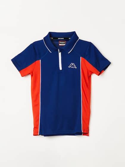 purchase cheap 689fb 2ca61 Kappa T-shirts - Buy Kappa T-shirts Online in India | Myntra