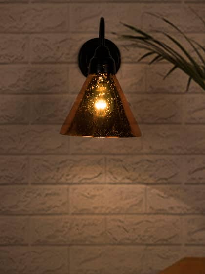 0447e5fed154 Wall Lamps & Lights - Buy Wall Lights & Lamps Online | Myntra