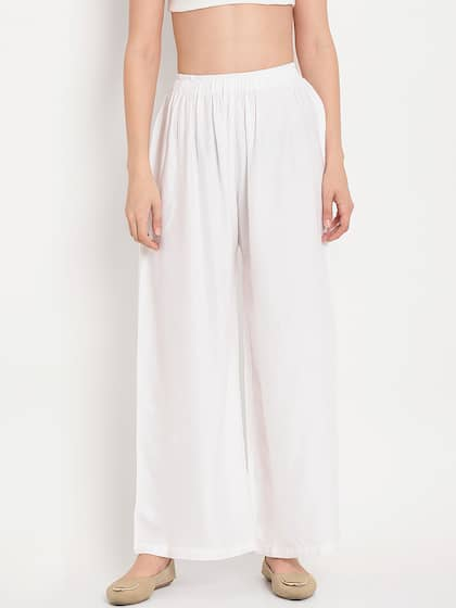 25d14b2c25 Palazzo Pant - Buy Latest Palazzo Pants Online in India | Myntra