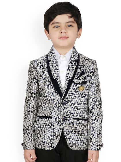232248218 Blazer for Boys - Buy Boys Blazers Online in India | Myntra