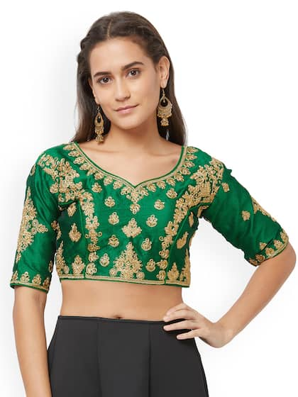 209904710d9 Blouses - Shop for Designer Blouse Online in India | Myntra