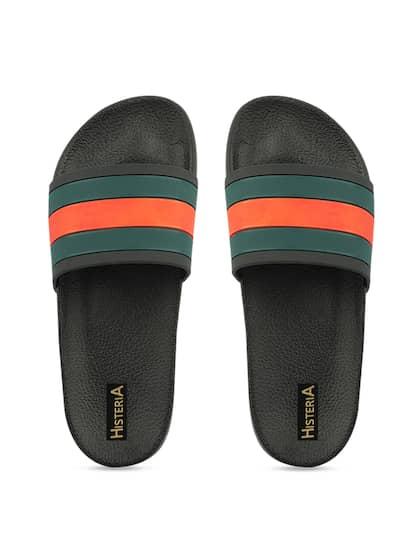9cc0c6ab6f4 Flip Flops for Men - Buy Slippers & Flip Flops for Men Online | Myntra