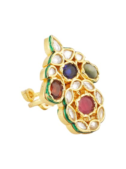 bec059c0d5821 Rings - Buy Rings Online for men & Women at best price | Myntra