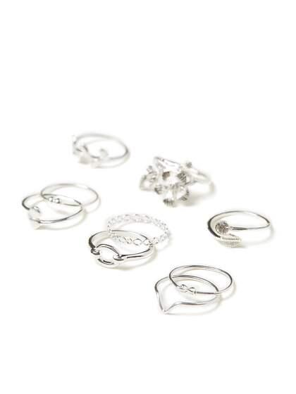 6c6923c446df7 Rings - Buy Rings Online for men & Women at best price | Myntra