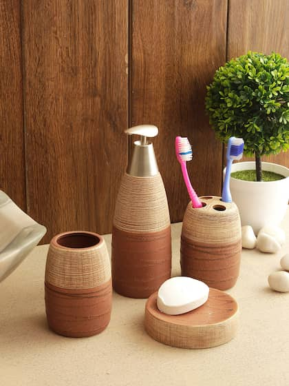 Groovy Bathroom Accessories Buy Bathroom Accessories Online In Download Free Architecture Designs Scobabritishbridgeorg
