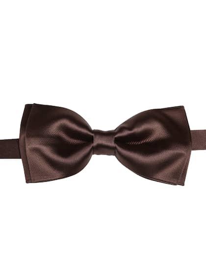 7da93940a1 Bow Tie - Buy Bow Tie Online in India | Myntra