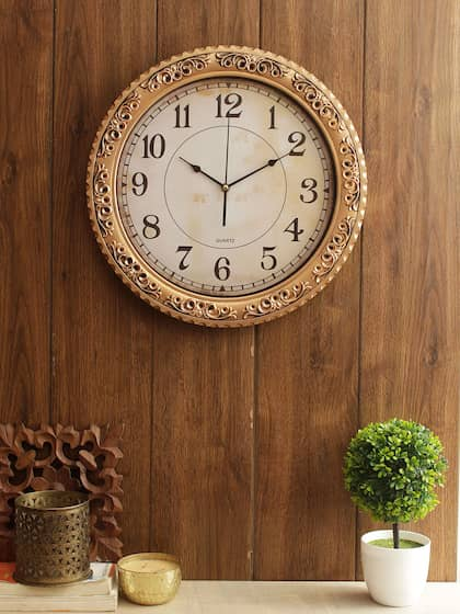 Wall Clock - Buy Trendy Wall Clock Online at Best Price in
