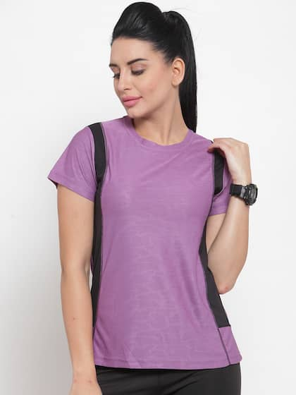 sale retailer ddb47 070dd Purple Tshirts - Buy Purple Tshirts online in India