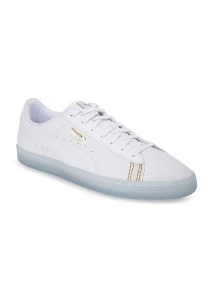 new concept f1df3 5bab0 Puma Basket Shoes Men - Buy Puma Basket Shoes Men online in ...