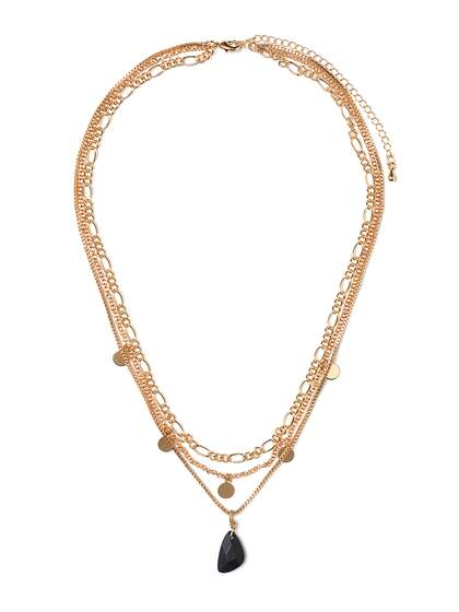 479a3a06deb15 Necklace - Buy Necklace for men, women & girls Online | Myntra