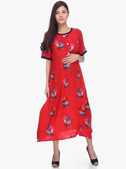 d73a0c2b4b Maternity Dresses - Buy Pregnancy Dress Online in India | Myntra