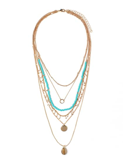 2aa83930a4387 Necklace - Buy Necklace for men, women & girls Online | Myntra