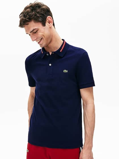 1c2bbd0877 Lacoste T-Shirts - Buy T Shirt from Lacoste Online Store | Myntra