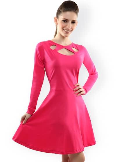 Skater Dress - Buy Skater Dress online in India 68930c415