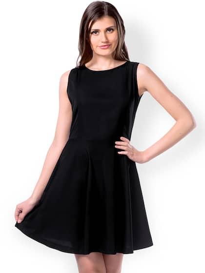 Skater Dress - Buy Skater Dress online in India cecdcfcb0