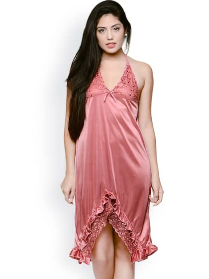 061634854ae Night Dresses - Buy Night Dress   Nighty for Women   Girls Online
