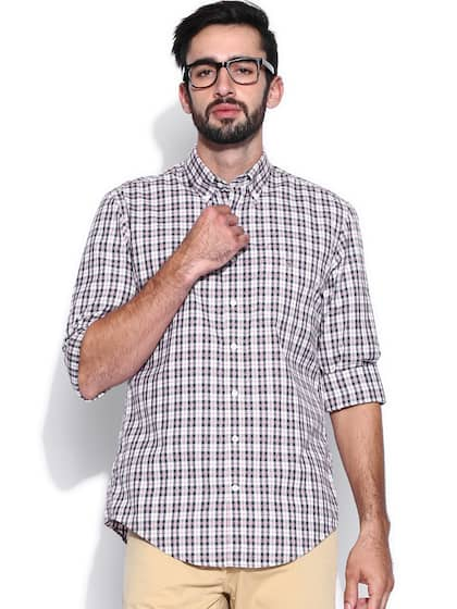 77098de61 GANT Shirts - Buy GANT Shirt for Men Online in India
