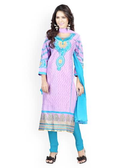 Women Lavender Dress Material Buy Women Lavender Dress Material
