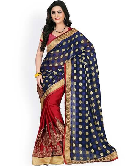 2704f2070fc Designer Sarees - Buy Latest Designer Saree Online