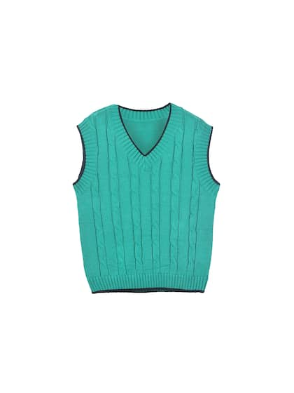 6fb34e96cae2 Sleeveless Sweaters - Buy Sleeveless Sweaters Online in India at ...