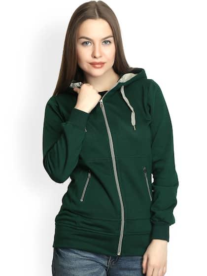 Sweatshirts   Hoodies - Buy Sweatshirts   Hoodies for Men   Women ... fdaad0d281