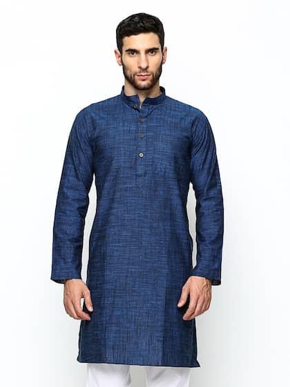 c27041963e Manyavar Kurtas - Buy Manyavar Kurta for Men Online in India