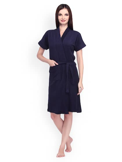 Bath Robe Buy Bath Robes Online In India Myntra