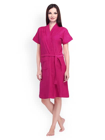 ea7e6ec997 Women Nightwear Robe - Buy Women Nightwear Robe online in India