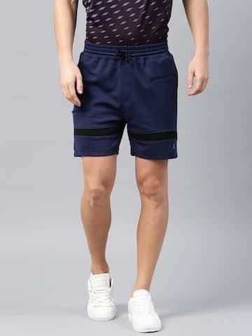 Shorts for Men On Sale, Navy Blue, Cotton, 2017, 31 32 33 34 36 38 Sun 68