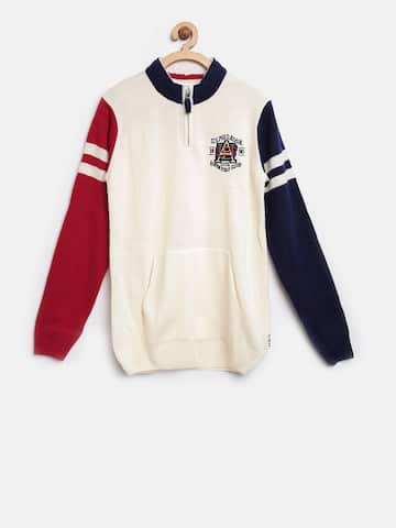 0865cf95ade2c Tommy Hilfiger Polo Sweaters - Buy Tommy Hilfiger Polo Sweaters ...