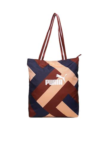 Printed Shoulder Bag Image Puma