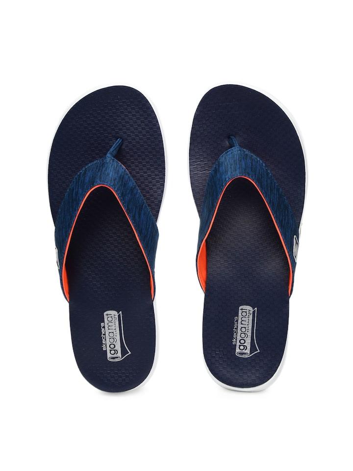 Buy Skechers Women Navy Blue On The Go