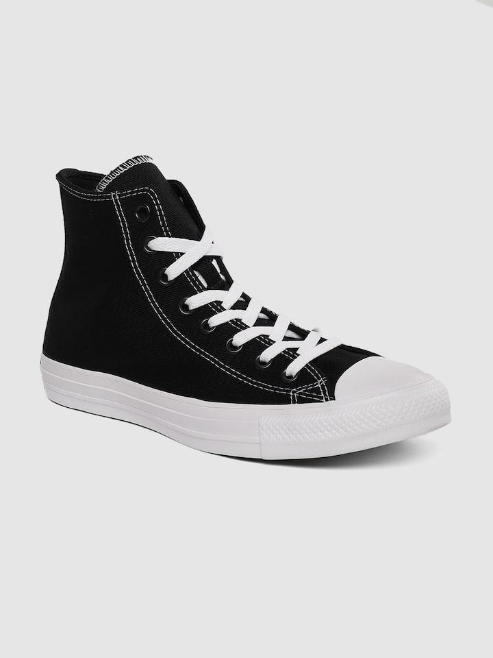 Converse Uni Black Solid Textile