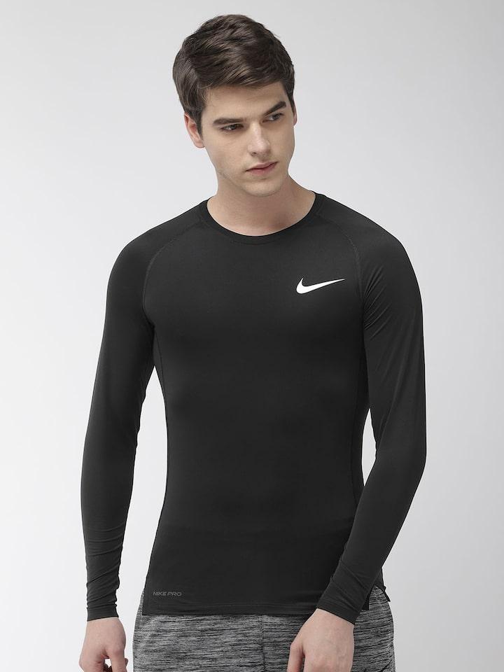 nike tight t shirt