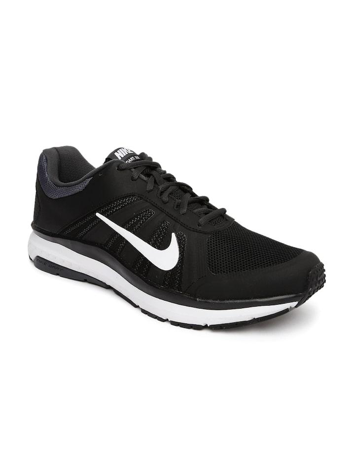 Buy Nike Men Black Dart 12 MSL Running